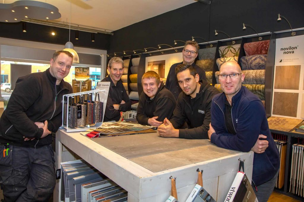 Jansma Wonen Hurdegaryp Teamfoto