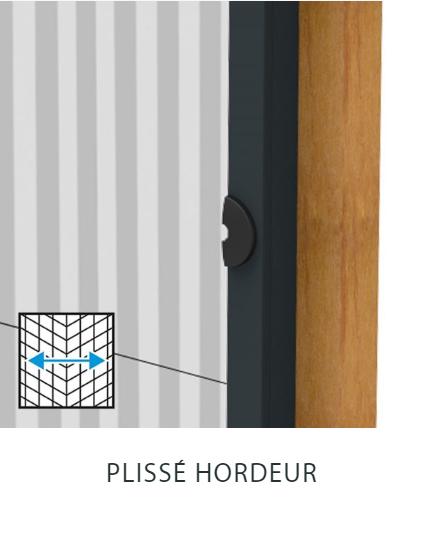 Plisse HorDeur